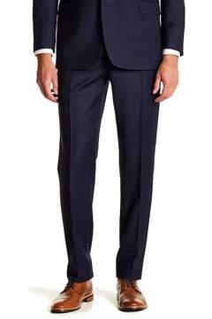 Brooks Brothers Flat Front Regent Fit Pants - 30-34\ Inseam