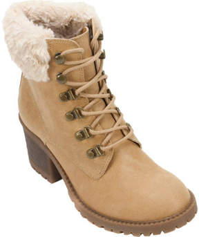 White Mountain Cliffs By Cliffs by Trident Fur Collar Hiker Boot (Women's)