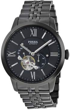 Fossil Townsman Multi-Function Automatic Black Dial Men's Watch