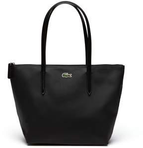 Lacoste Women's L.12.12 Concept Small Zip Tote Bag