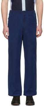 Blue Blue Japan Indigo Engineer Trousers