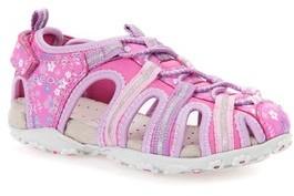 Geox Toddler Girl's 'Jr Roxanne 38' Sandal