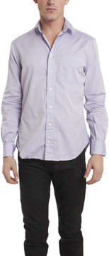 Blue & Cream Blue&Cream Lavendar Poplin Shirt