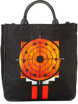 Givenchy Nylon Printed Tote Bag