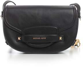 MICHAEL Michael Kors M Cary Saddle Shoulder Bag