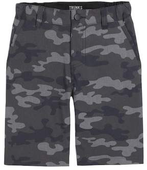Trunks Surf and Swim CO. Camo Multifunctional Shorts (Big Boys)