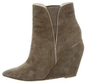 Jean-Michel Cazabat Wedge Ankle Boots