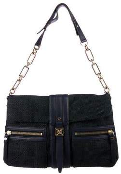 Lanvin Raffia Hero Bag