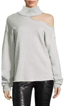 RtA Langley Cutout Sweatshirt
