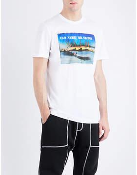 Blood Brother Riverside cotton-jersey T-shirt