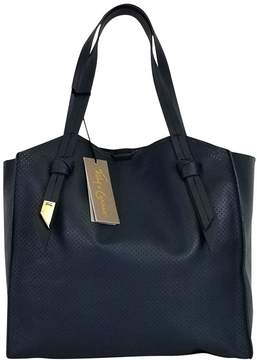 Foley + Corinna Navy Blue Perforated Tote