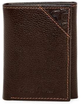 Robert Graham Kent Leather Trifold Wallet