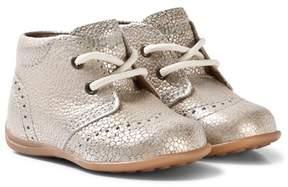 Bisgaard Silver Prewalker Shoe