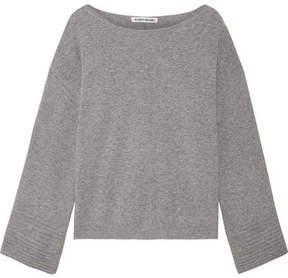 Elizabeth and James Everest Knitted Sweater - Light gray