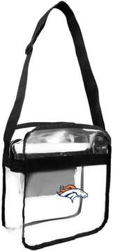 clear Officially Licensed NFL Carryall Crossbody - Broncos