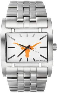 Rockwell Kohl's Texas Longhorns Apostle Stainless Steel Watch - Men
