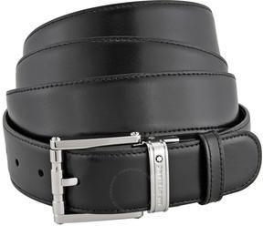Montblanc Reversible Calfskin Leather Belt