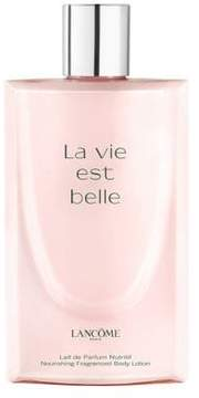 Lancome La vie est belle Nourishing Fragrance Body Lotion/6.7 oz.