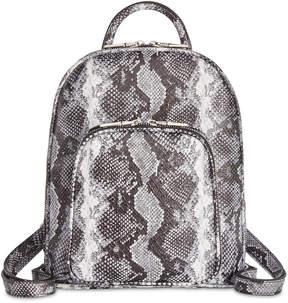 INC International Concepts I.n.c. Farahh Snake Backpack