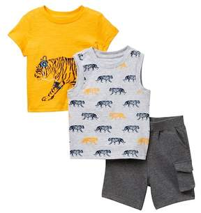 Little Me Tiger Play Set - 3-Piece Set (Baby Boys)