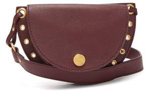See by Chloe Kriss Grained Leather Belt Bag - Womens - Purple