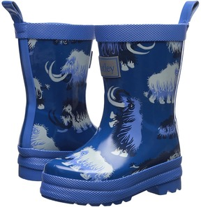 Hatley Woolly Mammoth Rain Boots Boys Shoes