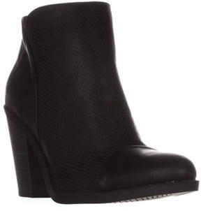 Esprit Kali Ankle Boots, Black.