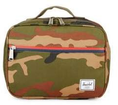 Herschel Camo Lunch Box
