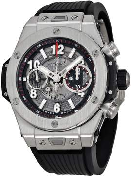 Hublot Big Bang Unico Titanium Automatic Skeletal Dial Men's Watch