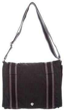 Hermes Fourre Tout Messenger Bag - BLACK - STYLE