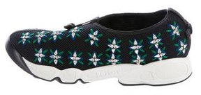 Christian Dior Embellished Low-Top Sneakers
