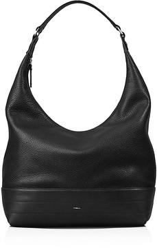 Shinola Zip Leather Hobo
