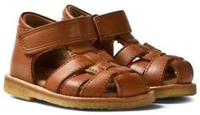 Bisgaard Cognac Sandals