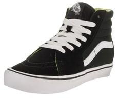 Vans Kids Sk8-hi Lite (basic) Skate Shoe.