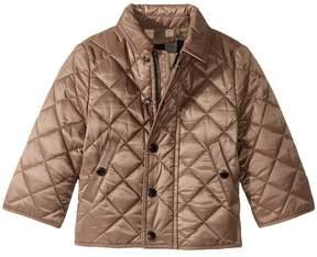 Burberry Mini Luke Quilted Jacket Boy's Coat