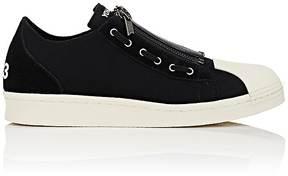 Y-3 Women's Super Zip Neoprene & Suede Sneakers