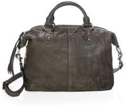 Frye Veronica Leather Satchel