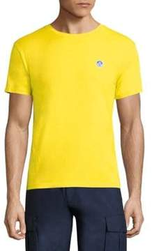 North Sails Slim-Fit Icon Patch Cotton Tee