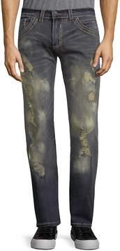 Affliction Men's Cooper Distressed Jeans