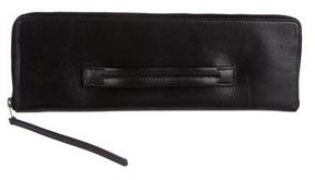 Rick Owens Leather Cyclops Clutch