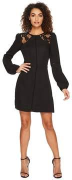 Adelyn Rae Lena Fit Flare Dress Women's Dress