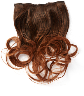 Hairdo. by Jessica Simpson & Ken Paves Chocolate Sombre Curly Hair Extension