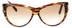 Marc Jacobs Tortoiseshell Cat-Eye Sunglasses