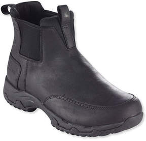 L.L. Bean Mens Newington Slip-On Boots, Waterproof Insulated