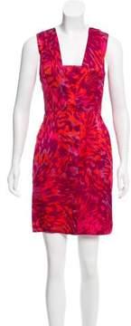 Adam Printed Mini Dress w/ Tags