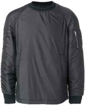 Juun.J front pocket sweatshirt