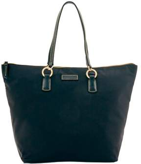 Dooney & Bourke Nylon O Ring Shopper Tote - BLACK BLACK - STYLE