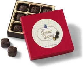 Lands' End Lands'end Dark Chocolate Peanut Butter Meltaways