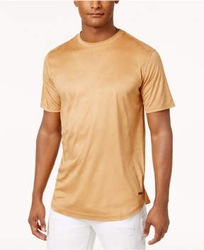 Sean John Men's Suede T-Shirt, Created for Macy's