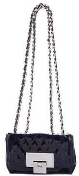 Stuart Weitzman Patent Leather Crossbody Bag